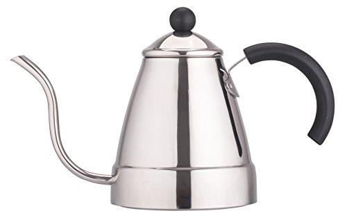 Zell Stainless Steel Tea Coffee Kettle