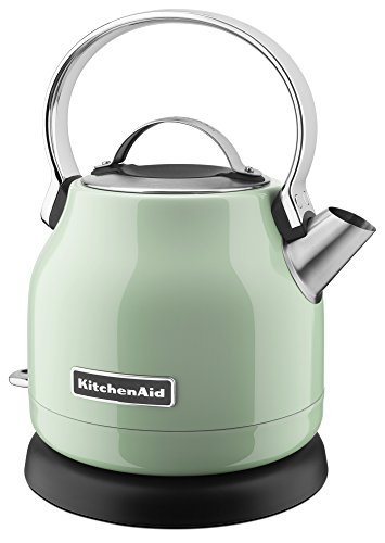 KitchenAid KEK1222PT 1.25-Liter Electric Kettle.