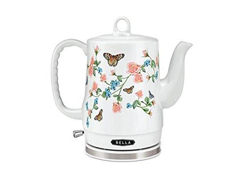 Sensio Butterfly electric kettle.