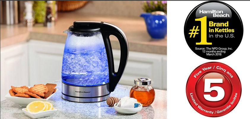 A Brutal Selection Of The Best Glass Kettle Models