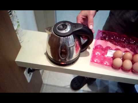 How To Boil Eggs Using Kettle