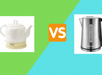 Ceramic Vs Stainless Steel Electric Kettles
