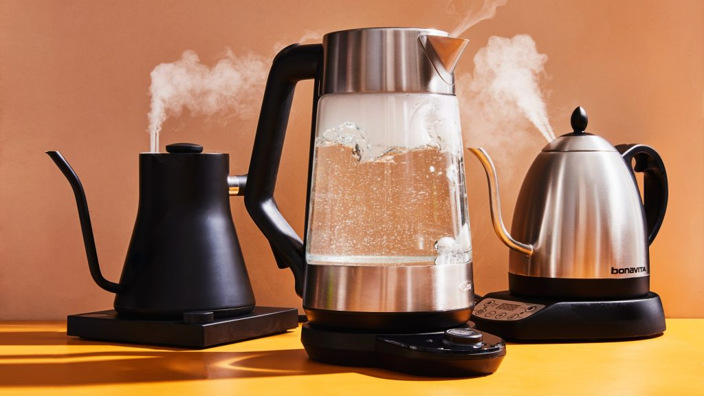 Why You Need An Electric Kettle Even If You Don T Drink Tea